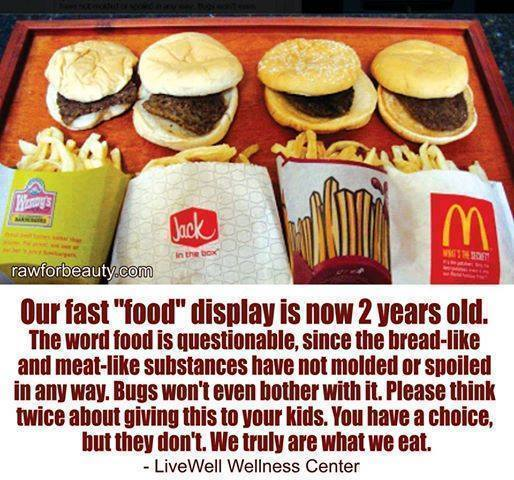Healthcare In Fast Food